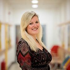 Eva Lebdušková z programu Veřejná správa a regionální rozvoj