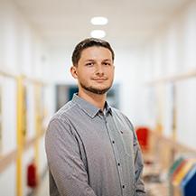 Dominik Truksa z programu Systémové inženýrství